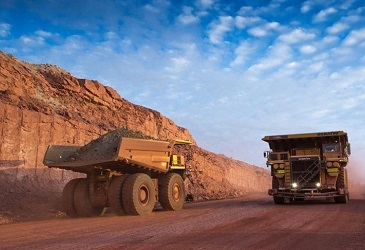 Anglo American за 9 мес. нарастила добычу желруды на 13%